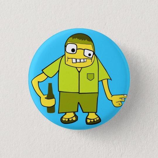 Beer Kid 3 Cm Round Badge