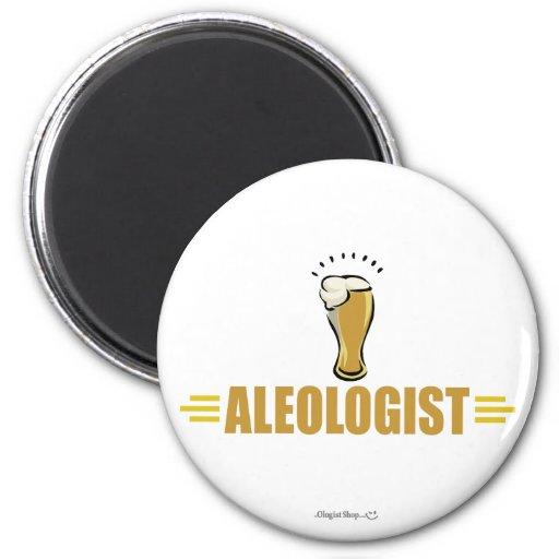 Beer, Lager, Ale Fridge Magnet
