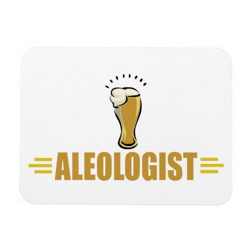 Beer, Lager, Ale Rectangle Magnet