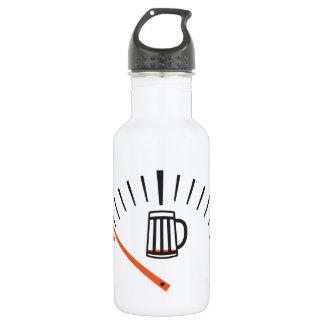beer level is low 532 ml water bottle