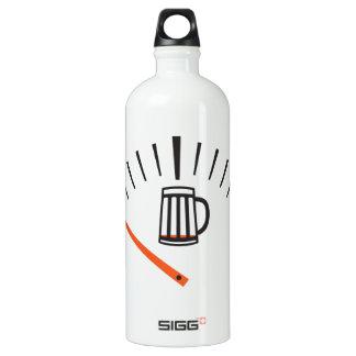beer level is low SIGG traveller 1.0L water bottle