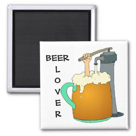 Beer Lover Magnet
