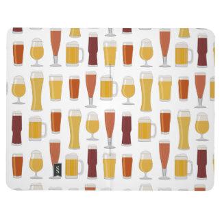 Beer Lover Print Journal