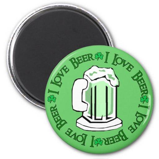Beer Lovers Magnet