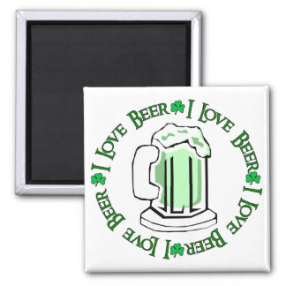 Beer Lovers Refrigerator Magnets
