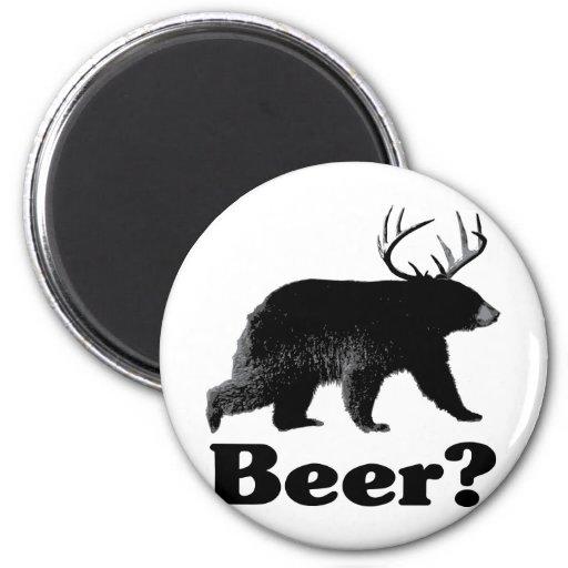 Beer? Magnets
