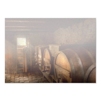 Beer Maker - The brewmasters basement 13 Cm X 18 Cm Invitation Card
