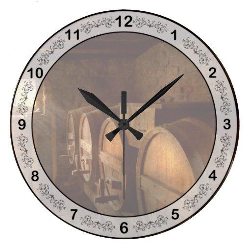 Beer Maker - The brewmasters basement Clock