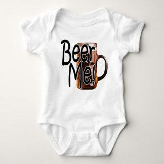 Beer Me Baby's Baby Bodysuit