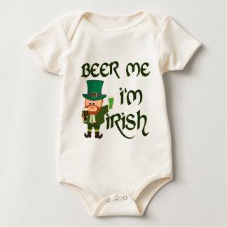 Beer me, I'm Irish Baby Bodysuit