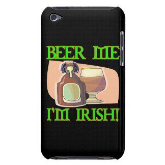 Beer Me Im Irish iPod Touch Case