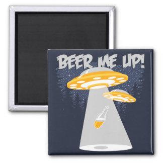 Beer Me Up! Magnet