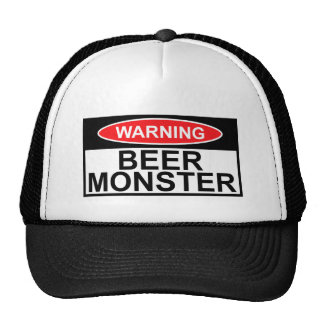 Beer monster cap