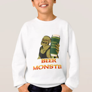Beer Monster Sweatshirt