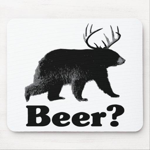 Beer? Mousepad