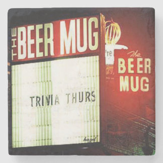 Beer Mug, Buckhead, Atlanta, Coasters Stone Coaster