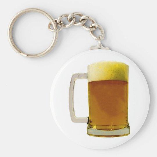 Beer Mug Key Ring