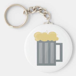 Beer Mug Keychains