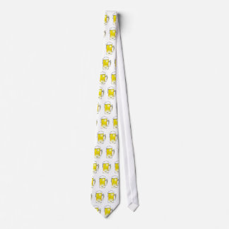 Beer Mug St. Patrick's Day Celebration Tie