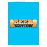 BEER NATION design from The Beer Shop Card