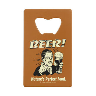 Beer: Nature's Perfect Food