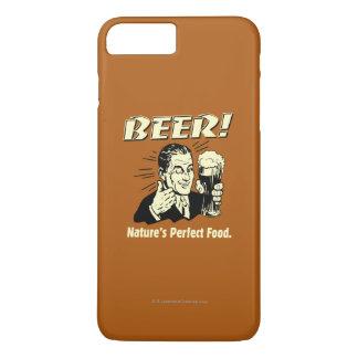 Beer: Nature's Perfect Food iPhone 8 Plus/7 Plus Case