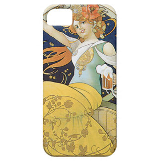 Beer Nouveau Case For The iPhone 5
