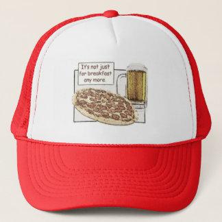 Beer & Pizza for Breakfast Hat