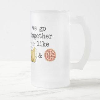 Beer & Pizza Mug