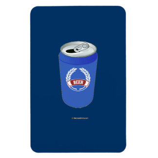 Beer Pocket Rectangular Photo Magnet