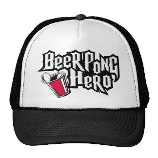 Beer Pong Hero Trucker Hat