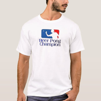beer pong image 2 T-Shirt