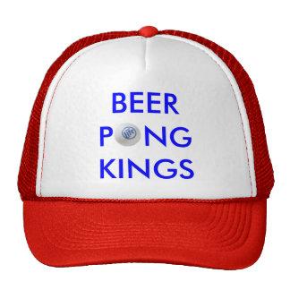 Beer Pong Kings Cap