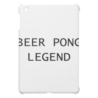 Beer Pong Legend iPad Mini Covers