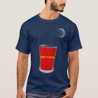 BEER PONG RULES T-Shirt