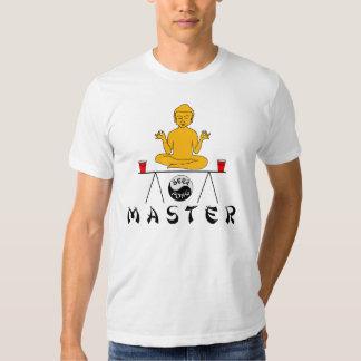 Beer Pong Zen Master Shirt