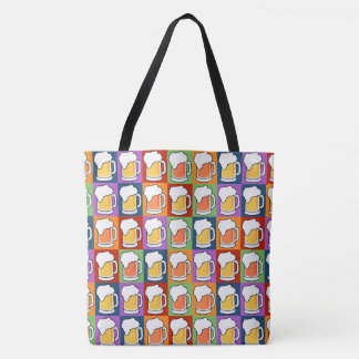 BEER Pop Art bags