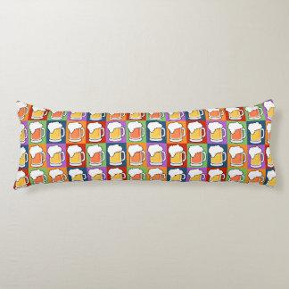 BEER Pop Art body cushion