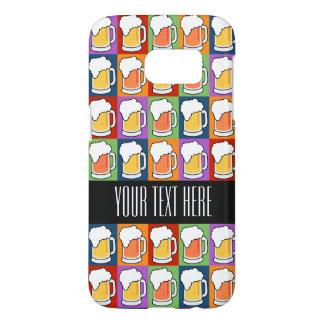 BEER Pop Art custom cases