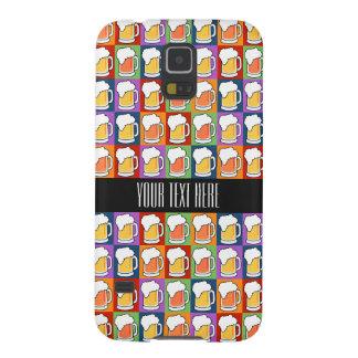 BEER Pop Art custom cases Galaxy S5 Covers