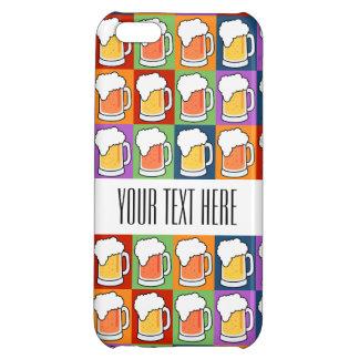 BEER Pop Art custom cases iPhone 5C Cover