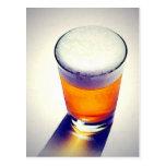 Beer Post Card