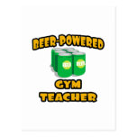 Beer-Powered Gym Teacher