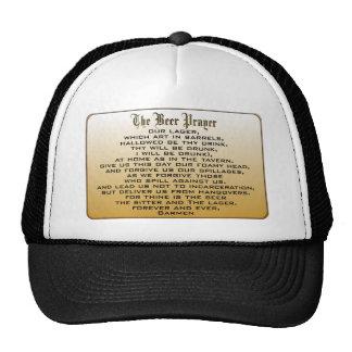 Beer Prayer Trucker Hat