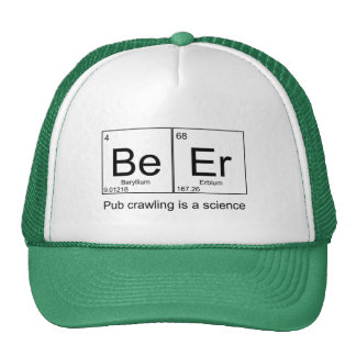 Beer Pub Crawling is a Science Hat