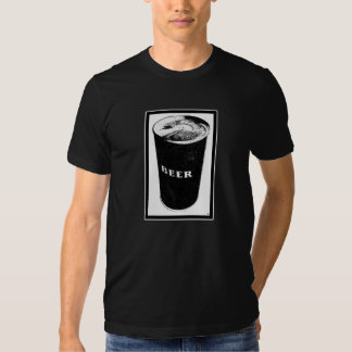 BEER - Pull Tab Can Tee Shirts