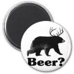 Beer? Refrigerator Magnets
