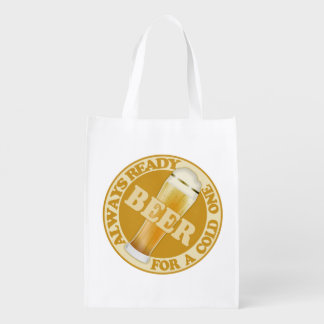 BEER reusable bag