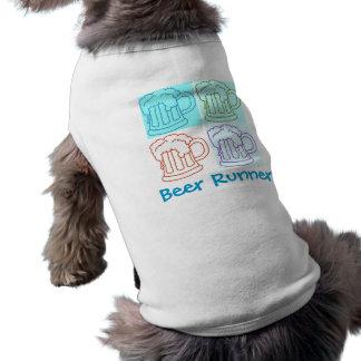 Beer Runner Oktoberfest Dog Clothes