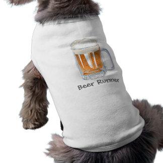 Beer Runner Oktoberfest Doggie Tee